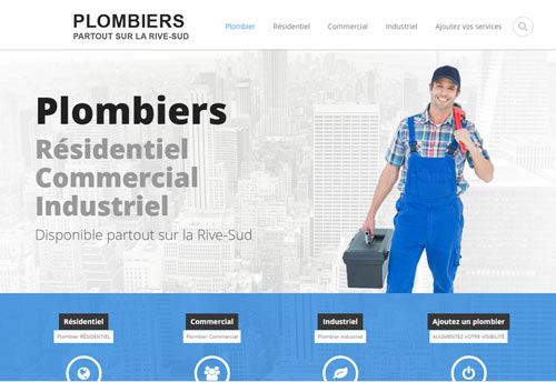 Entreprise de plomberie | plombier rive sud